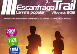 III ESCANFRAGA TRAIL 2018