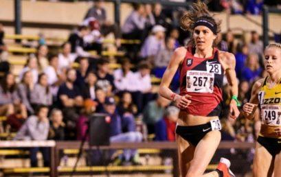 """Gwen Jorgensen denkt schon über ihren """"nächsten Schritt"""" nach: den Halbmarathon"""