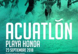 II Acuatlon Playa Honda