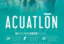 Acuatlon Playa Honda