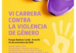 VI CARRERA CONTRA LA VIOLENCIA DE GÉNERO