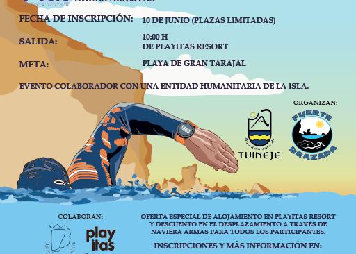 Travesía a nado Playitas Resort – Gran Tarajal