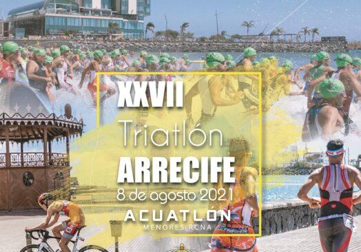 XXVII Triatlón RCNA – Ciudad de Arrecife 2021