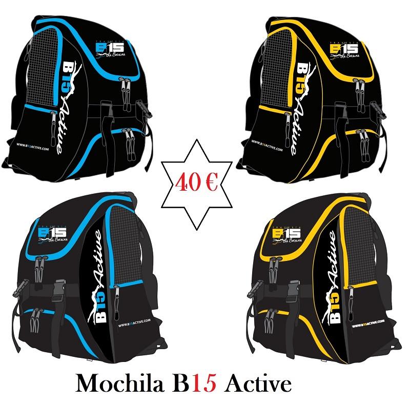 6.Mochilas B15 Active