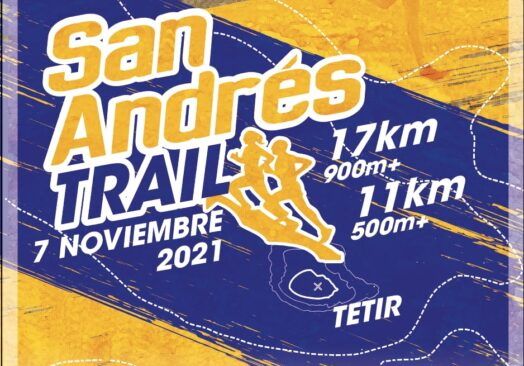 SAN ANDRÉS TRAIL 2021