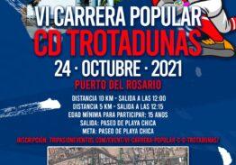 VI CARRERA POPULAR C.D. TROTADUNAS